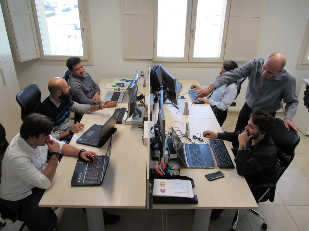 IT Department team
