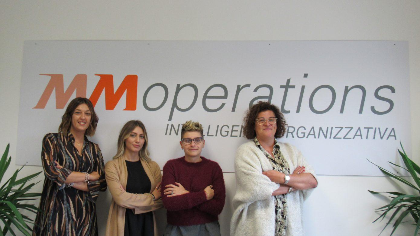 ufficio HR di MM Operations