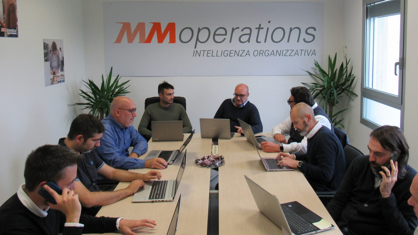 Uffici di MM Operations che offrono consulenza logistica