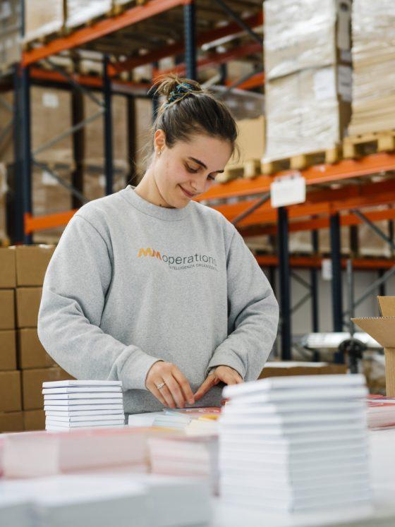 Packaging e confezionamento di articoli cartotecnici