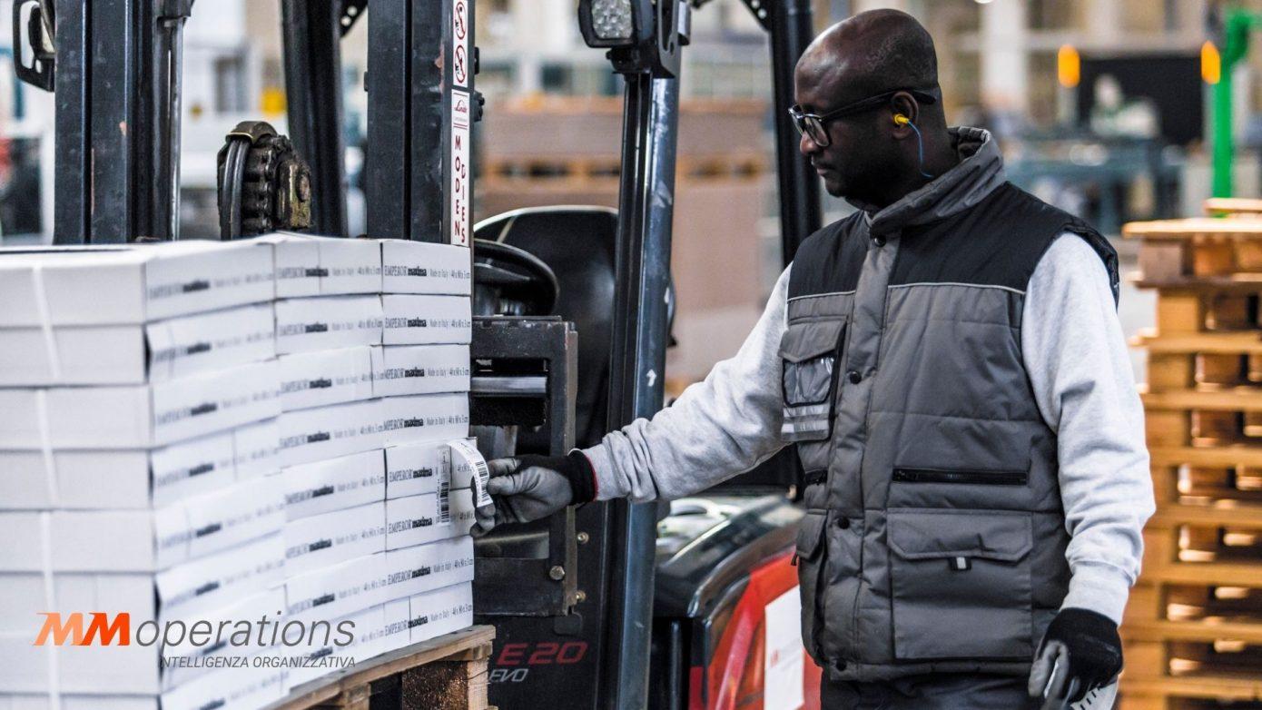 analisi dei dati supply chain